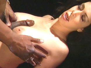 Sofia Ferrari Learns How To Take A Huge Black Cock.