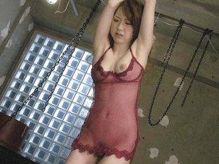 Captive Aimi Ichijo Has To Take Dicks And Toys - AsiansBondage