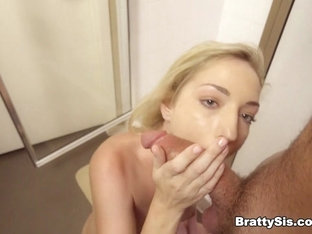 Zoe Parker in It Just Slipped In - BrattySis