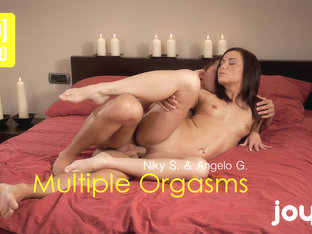 Angelo G. and Niky S. - Multiple Orgasms - Joymii