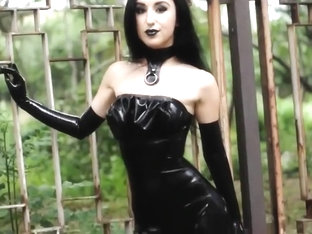 Hot Got Slut in Latex