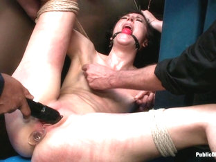Emo Babe Fucked In Public By James Deen - PublicDisgrace