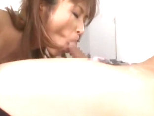 Hottest Japanese chick Akari Asahina in Exotic Big Tits, Toys JAV clip