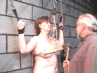 Woman Endures Bondage Sex At Home In Dilettante Video