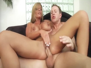 Kristal Summers Enjoys His Stiff Shaft