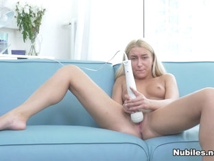 Katrin Tequila in Hot Blonde - Nubiles