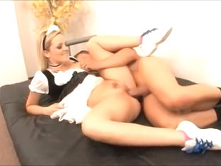 Alexis Texas As The Horny Maid