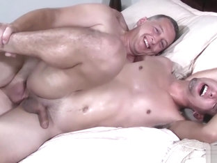 Twink Rentboy Bareback Party With Daddy
