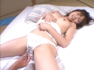 Fabulous Japanese chick Aya Takahara in Amazing Fingering, Small Tits JAV clip