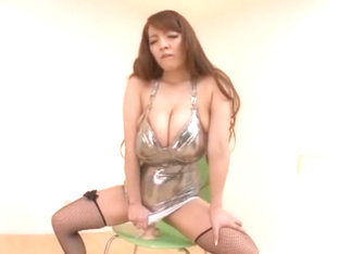 Best Japanese model Hitomi Tanaka in Incredible Stockings/Pansuto, Solo Girl JAV video