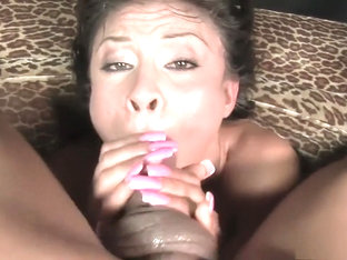 Jayna Oso is desperate to get a prick shoved down her throat