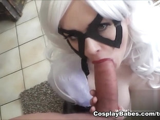 Best pornstar Jaye Rose in Hottest Big Tits, Cosplay sex movie