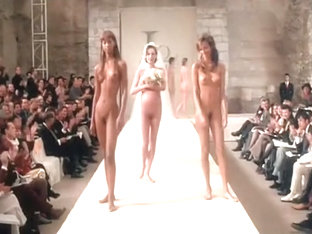 Ready to Wear - Nude Runway Show