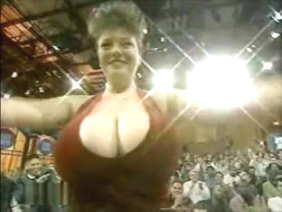 Freak of Nature 90s Jenny Jones Busty Strippers Music Video