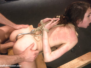 James Deen  Luna C. Kitsuen in Fresh Meat Slave Slut - SexAndSubmission