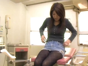 Awesome Jap dicked and creampied in voyeur Japanese video
