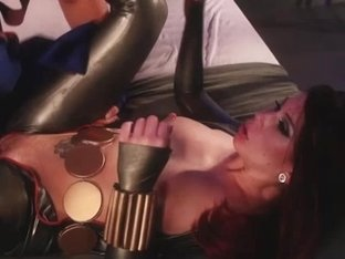 PinkoHD XXX video: Superhero fucking