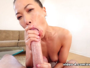Exotic pornstar Kalina Ryu in Horny Asian, Dildos/Toys adult video