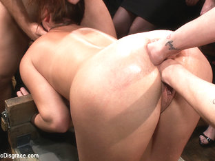 Holy Gaping Butthole Batman Epic Anal Starring Russian Anal Queen Alysa - PublicDisgrace