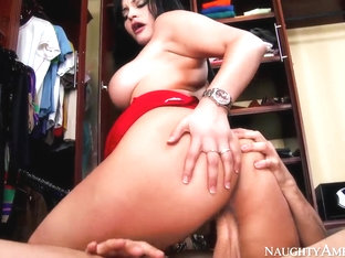 Jessyca Wilson gets nailed by Ryan Driller