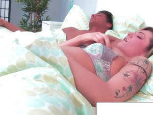 Early Morning Sex With Dahlia Sky And Nick Manning