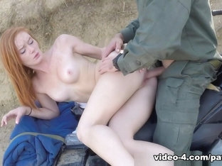 Crazy pornstar Alex Tanner in Best Small Tits, Outdoor sex scene