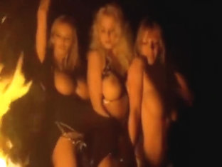 Stormy Daniels, Glori-Anne Gilbert, Julie K. Smith -'Witches