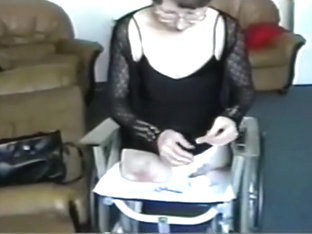 double leg amputee woman