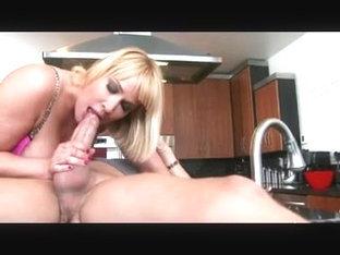 Pounding his friend's big butt mom