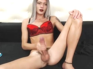 Russian transsexual