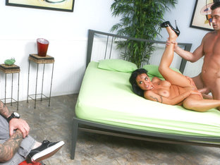 Mahina Zaltana & Billy Glide in Cuckold Diaries #15, Scene #02 - WhiteGhetto