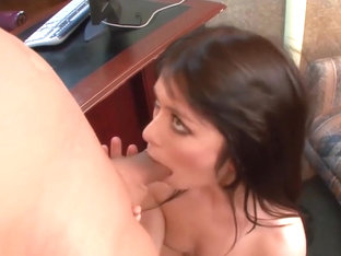 Horny Ashlyn Rae Gets Fucked Doggystyle
