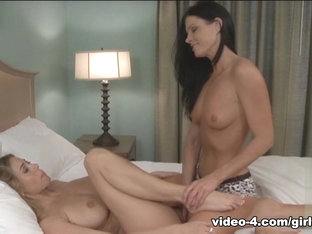 Crazy pornstars Anita Dark, India Summer, Ashlyn Rae in Best Fingering, Big Tits xxx movie