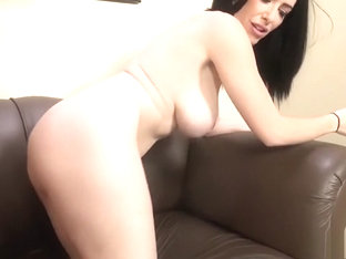 After Bella Maree sucks his dick, she gets her twat hammered hardcore