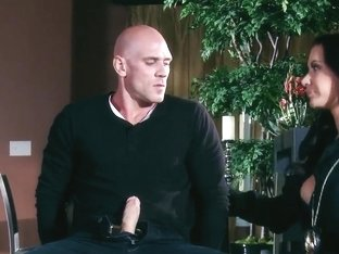 Big rack police officers arrest Johnny Sins