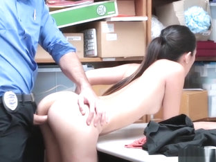 Lp Officer Screwing Jade Noirs Pussy Doggystyle
