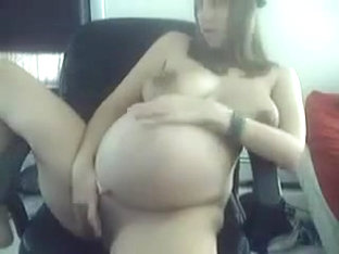 Young 9 Months Pregnant In Bl - Cheated From Fucked Her From