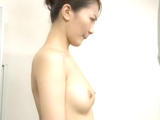 Incredible Japanese girl Aoki Misora in Best Threesome, Small Tits JAV movie