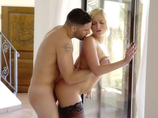 Hot Blonde Kate England Fucked Hard