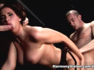 Best pornstar Lisa Sparkle in Hottest MILF, Threesomes sex movie