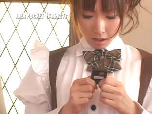 Exotic Japanese chick Jessica Kizaki in Crazy Compilation, Handjob JAV scene