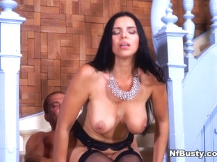 Kira Queen & Matt Denae in Luscious - NFBusty