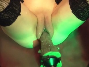Manyvids Candy Cameltoe Sex Machine and Frankenstein