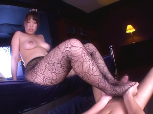 Best Japanese model Ann Shinohara in Horny JAV censored Cunnilingus, Big Tits video