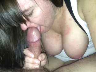 Wanted Busty Babe Gum Rooting Cock