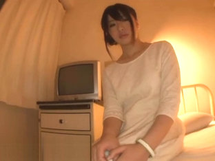 Japanese Nurse Accepted To Fuck Patient After Work