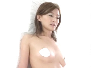 Hottest Japanese chick Rei Itoh, Kaede Matsushima in Incredible Solo Girl, Close-up JAV movie