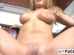 Avy Scott in Avy Scott Gets Nailed - AvyScott