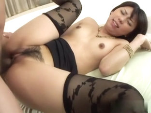 Horny Japanese whore Maho Sawai in Best JAV uncensored Hardcore scene