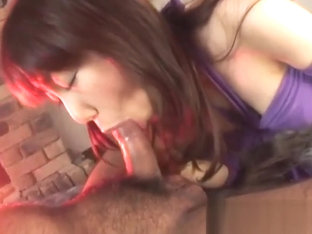 Dazzling moments of porn along tight Haruka Aoi